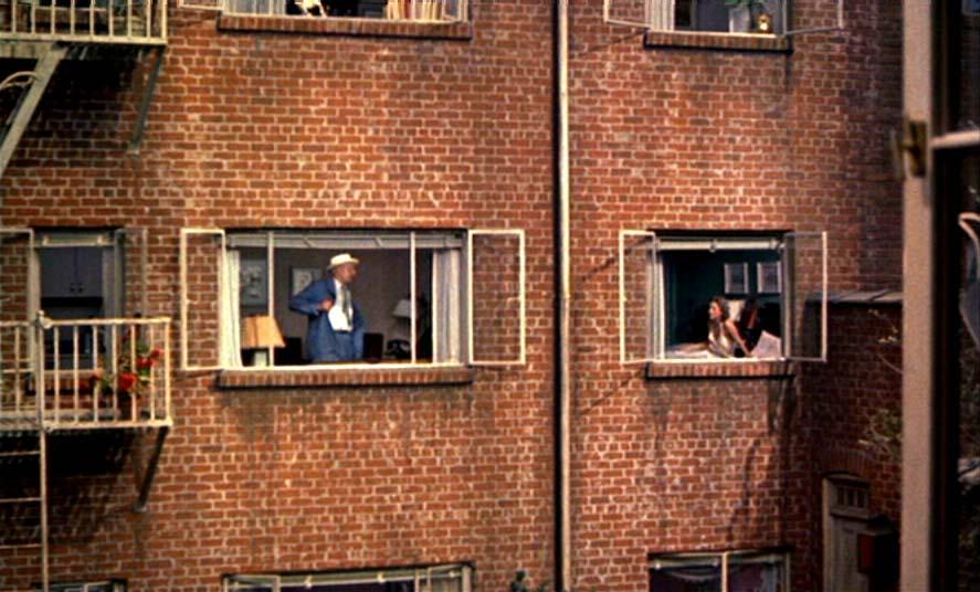 Rear window essays
