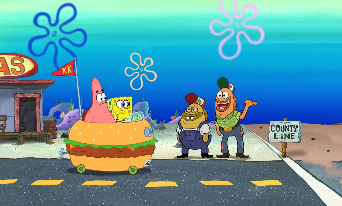 The SpongeBob SquarePants Movie - Stills